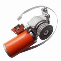 China 63mm Automatic Sliding DC Gear motor With Transformer , CW And CCW wholesale