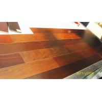 China IPE Engineered Flooring Flooring handscraped and Distressed Surface wholesale