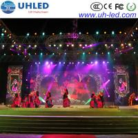 Quality SMD Indoor Full Color LED Screen For Rental , Video Stage LED Display for sale