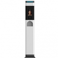 Buy cheap 2020 Lean Best-Selling Non Contact face recognition camera Infrared Temperature from wholesalers