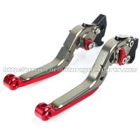 China CNC Machined Motorcycle Brake Clutch Lever Adjustable Custom Motorcycle Levers wholesale