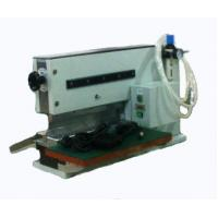 China Strict requirement pcb depanelizer CWVC-2 Circular blade moving wholesale