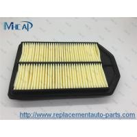 China Yellow Air Filter Element Assy / Auto Parts Honda OEM 17220-R2A-Y00 wholesale