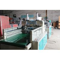 China 3 kw Express Bag Making Machine / Plastic Bag Manufacturing Plant Error in length ±1mm wholesale