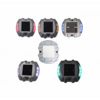 China CE RoHS IP68 Solar Road Stud Increasing Night Time Road Safety Aluminum Alloy Housing wholesale