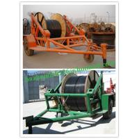 China reel trailers,cable-drum trailers,CABLE DRUM TRAILER on sale