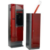 Buy cheap Temporary Card, Bar Code Intelligent Car Parking System Entrance barrier Gate from wholesalers