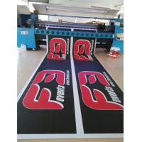 Quality Double Sided Vinyl Mesh Banner Outside With Copper Grommets Uv Resistant for sale
