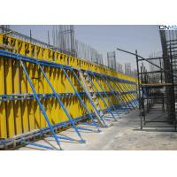 China Adjustable Push Pull Brace to Plumb Wall Formwork Systems / Erection In Concrete Work wholesale