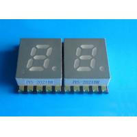 China Cheap price 0.2inch dual 2 digits SMD 7 segments led display with super red JYS-2021BR wholesale