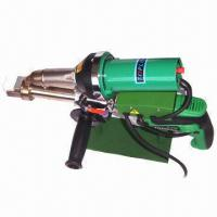 China Plastic Extruding Welder with German Metabo Driver, Reliable Heat Gun, Used for HDPE/PP/PVDF/PE  wholesale