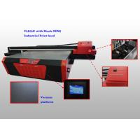 China Automatic Digital Wide Format UV Printer With Ricoh GEN5 Print Head wholesale