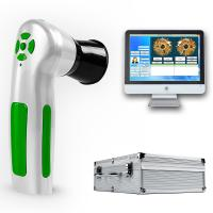 China 12MP Pixels USB Iriscope Iridology Camera With Pro Iris Software 3480x2880 Maximum Resolution wholesale