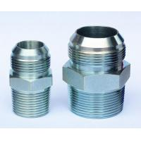 China Jic Male Thread Tube Fitting Hydraulic Nipple wholesale