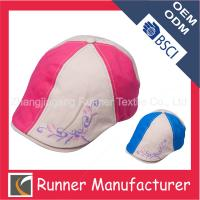 China Wholesale Hotsale Promotional Red Ivy Cap Flat Cap wholesale