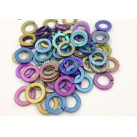 China Titanium  Spring Tension Washer With Hypothermia Stability  Nonmagnetic on sale