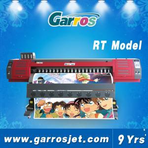 China Cheap T-shirt Printer Digital Fabric/Sublimation Printing Machine Garros RT1801 with DX5 Printhead wholesale