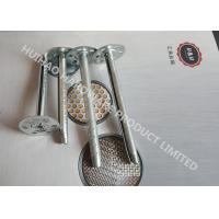 China Galvanized Steel Insulation anchor Pins For Mineral Wool Wall Inaulation Board wholesale