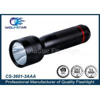 China Super Bright Powerful CREE High Power Flash Light 2D / 3 AAA / 2AA wholesale