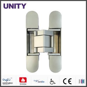 China Office Door Hinge Hardware HAC208 , UNITY HAC208 3D Concealed Hinges wholesale