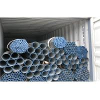 China SS500 ST52 Hot Dipped Galvanized Steel Pipe / DSAW Galvanized Steel Tubes wholesale