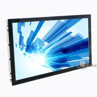 China VGA Audio hdmi HD 21.5'' Capacitive Open Frame Touch Screen Monitor For Applications wholesale