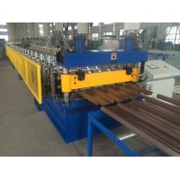 China Trim Deck Profile Roof And Wall Cladding Roll Forming Machine on sale