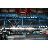 Quality 34CrMo1A Steam Turbine Plug Rotor Forging 300Mw Siemens ASTM for sale