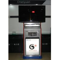 Indoor Cell Phone Charging Vending Machine with Audio / Video System CE Approval