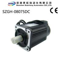 750w 2 4nm Variable Speed Wide Application Ac Servo Motor