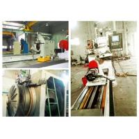 China 30RPM Max Oil Well Screen Wire Mesh Making Machine 0.01MM Tolerance wholesale