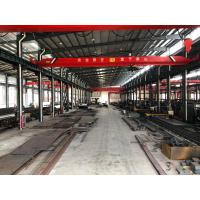 China 50t Double Girder Overhead Cranes with Two Torsion-free Box Girders wholesale