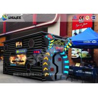 China Cabin House 5D Movie Theater System Special Effect Motion Rides 5d Home Theater wholesale