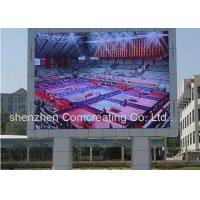 China P8 RGB High Resolution Display Led Screens Dustproof Waterproof Led Video Screens on sale