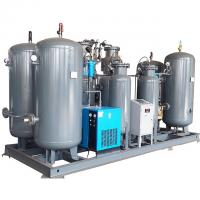 Buy cheap Customized Voltage PSA Nitrogen Generator Unit With Two Gas Storage Tanks from wholesalers