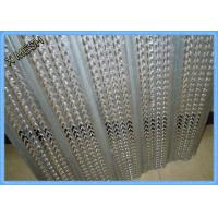 China 1/8'' 0.35mm Galvanized High Rib Expanded Metal Lath 610X2440 For Construction wholesale