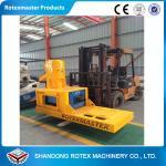 China YMKJ350 Flat Die Wood Pellet Machine , Fire Wood Sawdust Biomass Pelletizing Machines wholesale
