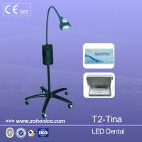 China White Vertical Teeth Whitening Machine For Home Use With LED Light wholesale