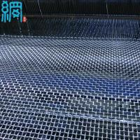 China 3X3 Crimped Wire Mesh Stainless Steel(1.0-3.0mm wire diameter) wholesale