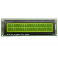 Positive Dot Matrix LCD Display Module With English - Japanese Controller IC