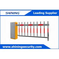 Buy cheap High Speed Remote Control Automatic Barrier Gate For Car Parking System from wholesalers