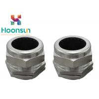 China SS316L Standard M20 Stainless Steel Cable Gland M Size For 6-12mm Wire wholesale