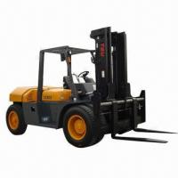 China Forklift/forklift truck/diesel forklift truck, 10T loading capacity, 3000mm lifting height wholesale