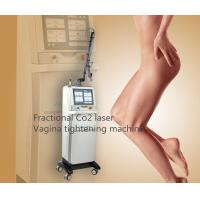 China Sincoheren Fractional Co2 Laser Scar Removal Machine Acne Treatment Vigina Tightening Machine wholesale