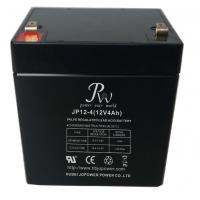 China High Reliability 12v 4ah Lead Acid Battery , SLA Rechargeable Battery For UPS wholesale