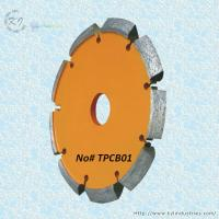 China Diamond Crack Chaser Saw Blade for Concrete - TPCB01 wholesale