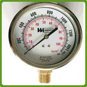 China low price pressure gauge on sale