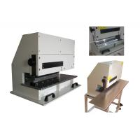China Pneumatical Automatic Pcb Depanel Tool, Motorized Linear Blade Pcb Depanelizer For Pcb Board wholesale