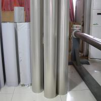 China 195 Mesh Durability Rotary Nickel Screen Precision Output Pigment Printing For Textile wholesale