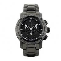 China Wholesale Burberry Men's Chronograph Utilitarian Watch - Black BU9801 wholesale